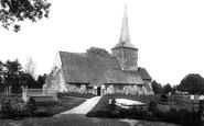 Playden, Church 1903