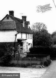 Local Stores c.1960, Pleshey
