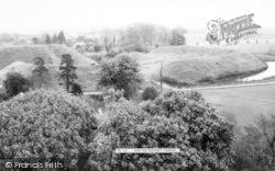Site Of The Castle c.1965, Pleshey