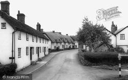 The Street c.1960, Pleshey