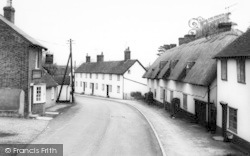 The Village c.1960, Pleshey