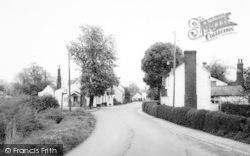 Village From The Church c.1960, Pleshey