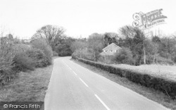Pluckley, General View c.1960