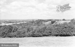 Pluckley, The Downs c.1955