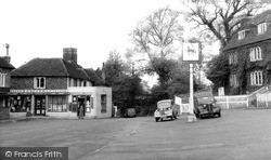 Pluckley, The Square c.1950