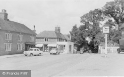 Pluckley, The Village c.1960