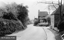 Pluckley, The Village c.1965