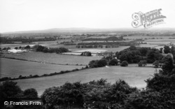 Plumpton, Agricultural College And Wales Farm c.1955