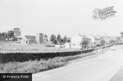 General View c.1960, Plumpton
