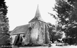 Plumpton, St Michael's Church c.1960