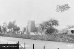 Plumpton, The Church c.1955