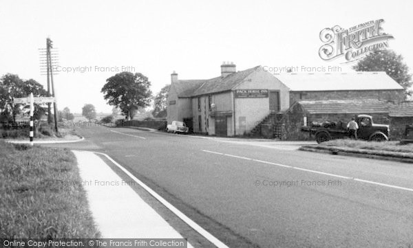 Photo of Plumpton, The Pack Horse Inn c.1955