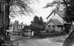Plumpton, The Village c.1955