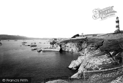 Bathing Coves 1889, Plymouth