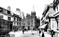 Bedford Street 1904, Plymouth
