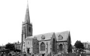 Plymouth, Charles Church 1889