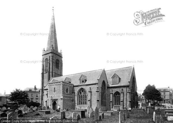Plymouth, Charles Church 1889