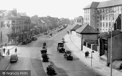 Plymouth, Cobourg Street c.1940