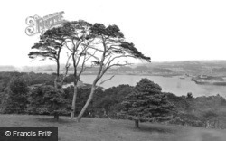 From Mount Edgcumbe c.1870, Plymouth