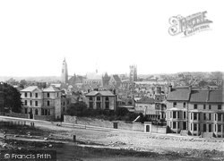 From The Citadel 1889, Plymouth