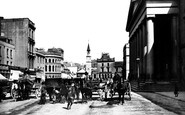 Plymouth, George Street 1889