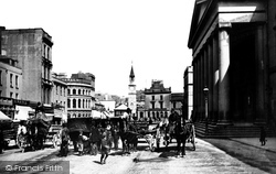George Street 1889, Plymouth