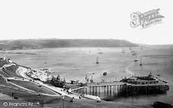 Hoe And Pier 1889, Plymouth