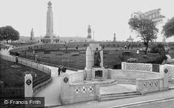 Hoe, War Memorials 1924, Plymouth