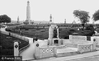 Plymouth, Hoe, War Memorials 1924
