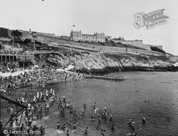 Plymouth, Lido Beach 1934
