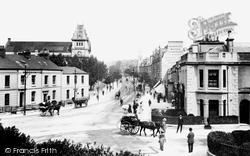 Plymouth, Mutley Plain 1904