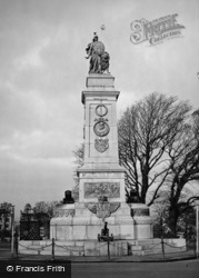 National Armada Memorial c.1950, Plymouth