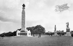 Naval, Drake And Armada Memorials 1924, Plymouth