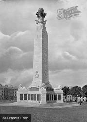 Naval War Memorial 1924, Plymouth