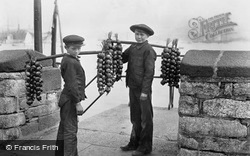 Onion Sellers 1907, Plymouth