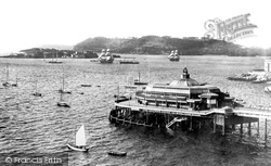 Pier 1892, Plymouth