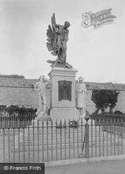 Royal Marine War Memorial 1924, Plymouth