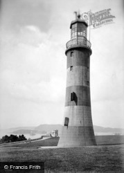 Smeaton's Lighthouse 1890, Plymouth