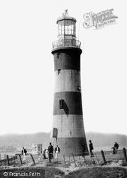 Smeaton's Tower 1889, Plymouth