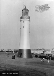 Plymouth, Smeaton's Tower And Hoe c.1955