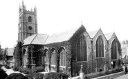 Plymouth, St Andrew's Church 1889
