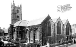 St Andrew's Church 1889, Plymouth