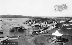 The Hoe Bandstand 1902, Plymouth