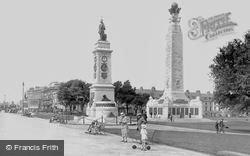 The Naval And Armada Memorials 1924, Plymouth
