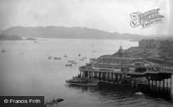 The Pier c.1935, Plymouth