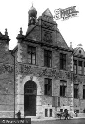Plymouth, The Technical School 1895