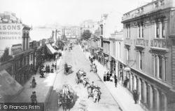 Plymouth, Union Street c.1890