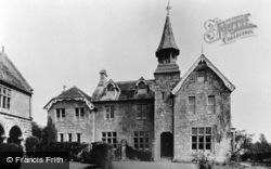 Plympton, Birthplace Of Sir Joshua Reynolds c.1955