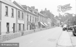 Plympton, Ridgeway c.1950
