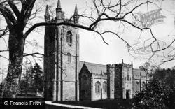 Plympton, St Mary's Church c.1876